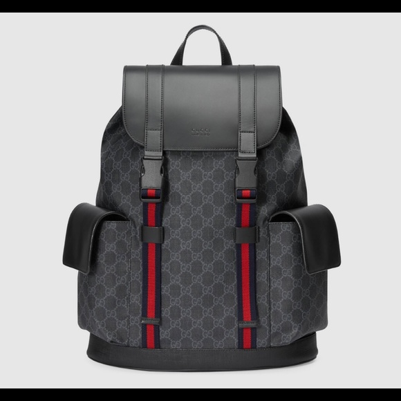 481bc2bc850 Men s Gucci GG Supreme backpack (Authentic)